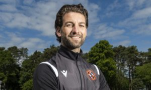 New Dundee United signing Charlie Mulgrew.