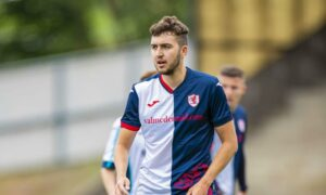 Dario Zanatta vows to be 'a massive threat' for Raith Rovers as he opens up on Ayr United and Partick Thistle struggles