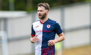 EXCLUSIVE: James Keatings reveals Inverness 'backlash' to Raith Rovers deal as he eyes more silverware
