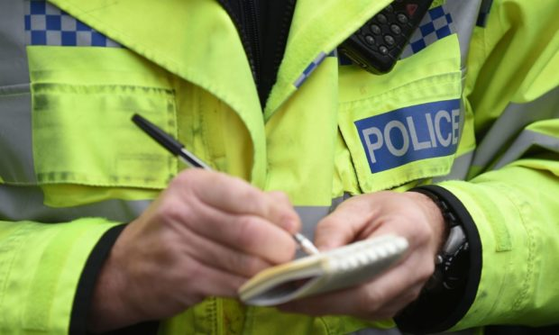 Police are searching for a man in connection to an incident from last month