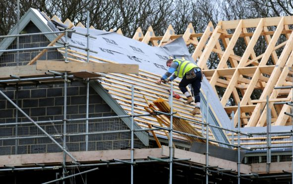 Councillors have approved in principle the proposal for a further 1,200 new council houses to be built.