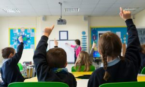 Parents have questioned self-isolation rules in primary classrooms.