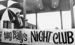 Ally Bally bought the nightclub in 1988 and the venue played host to some of the decade's biggest stars.