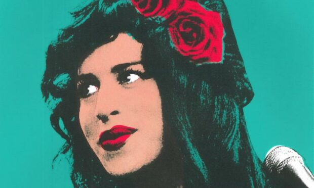 Amy Winehouse by Claire McVinnie