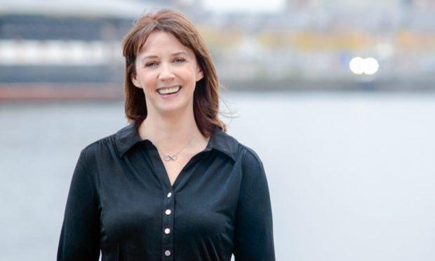 Women's Business Station chief executive Angie de Vos.