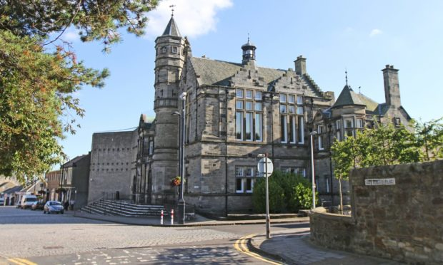 Alastair Lindsay appeared at Kirkcaldy Sheriff Court.