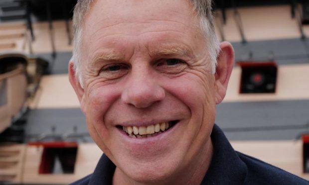 Captain Bill Oliphant, CEO of Royal Naval Association