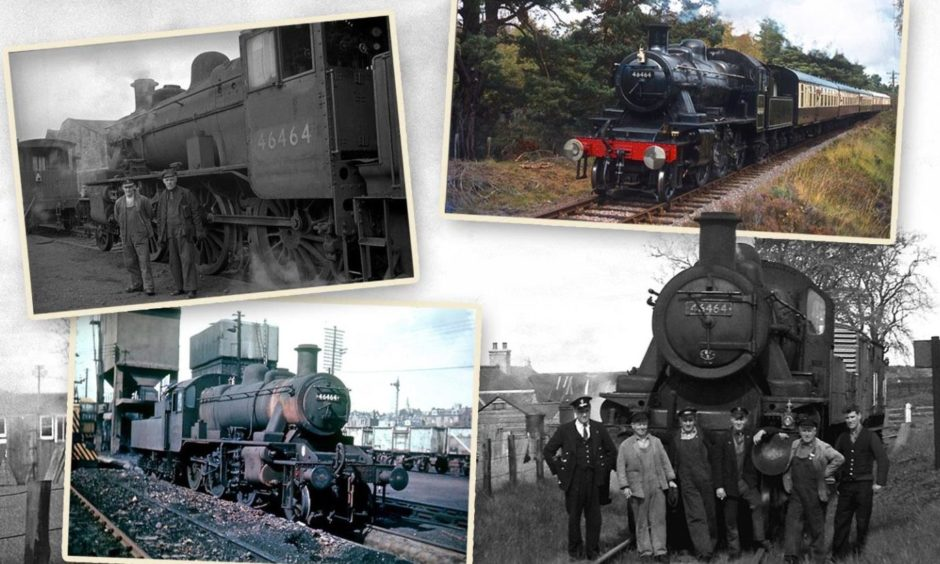 The Carmyllie Pilot could return to steam for the first time since 1980.