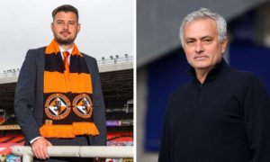 Thomas Courts and Jose Mourinho