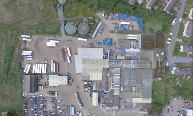 To go with story by Jamie Buchan. ?75m investment announced for the 2 Sisters plant in Coupar Angus Picture shows; The 2 Sisters poultry plant in Coupar Angus. Coupar Angus. Supplied by Orbit Communications Date; Unknown; e6f5c769-ca47-4122-9802-17cdb48a73ad