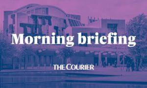 Morning politics briefing
