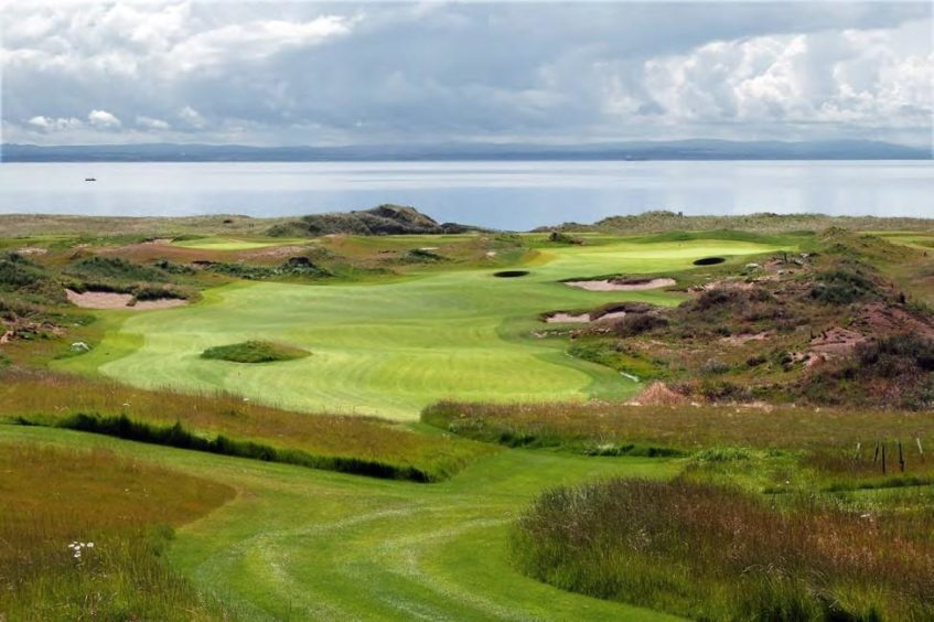 Dumbarnie Golf Links hosts the Trust Golf Women's Scottish Open in August.