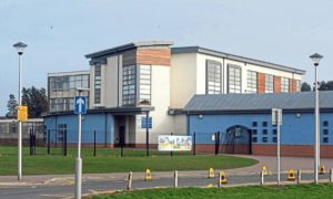 Forthill Primary School, Broughty Ferry.