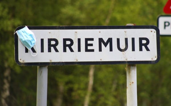 Kirriemuir has the highest covid 19 infection rates in Scotland