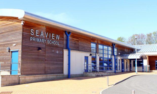 Seaview Primary School in Monifieth.