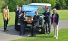To go with story by Brian Stormont. School hosting food and drink event to showcase area's produce Picture shows; Launch of food and drink event. Perthshire. Supplied by Glenalmond College Date; Unknown