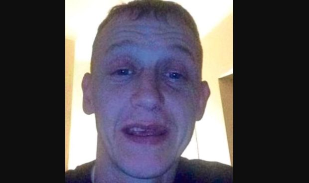 Graeme Cosgrove was jailed earlier this year for coronavirus offences.