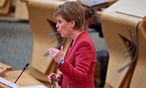 Covid Scotland: Nicola Sturgeon