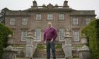 NTS general manager for the north-east Iain Hawkins.
