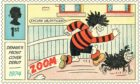 One of the Beano stamps.