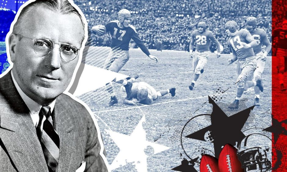 All-American hero Jock Sutherland remains a legend in Pittsburgh.
