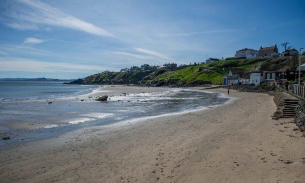 UK's dirtiest beach