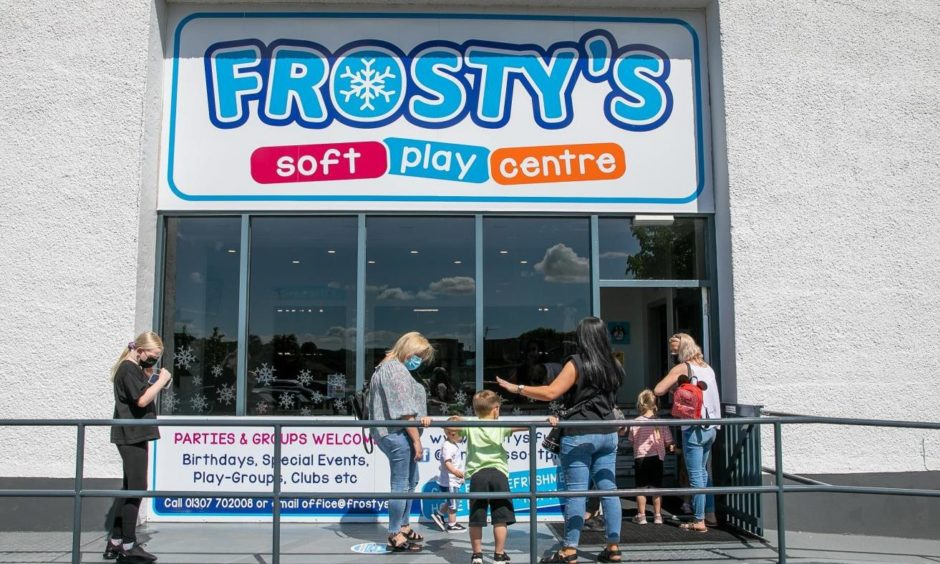 After more than four hundred days with their doors closed, soft play centres - in some areas at least - are back open once more.