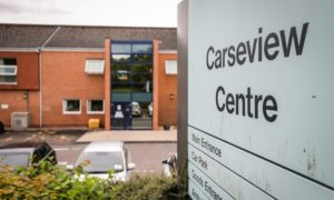 The Carseview Centre.