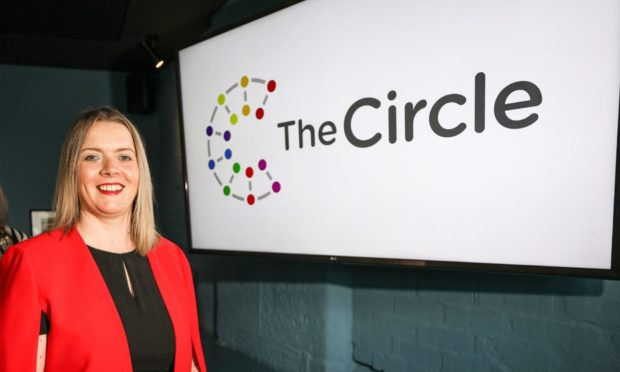 Chief executive at The Circle, Kirsty Thomson.