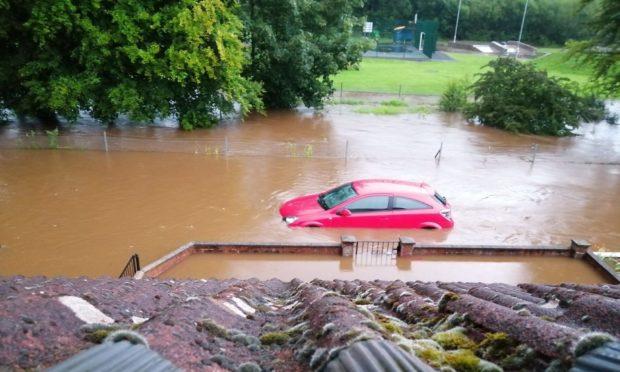 Kinglassie flood study