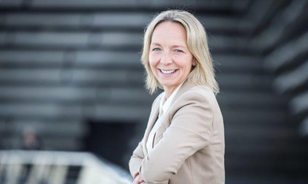 Lesley Larg, Thorntons managing partner.