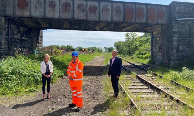 Levenmouth rail link