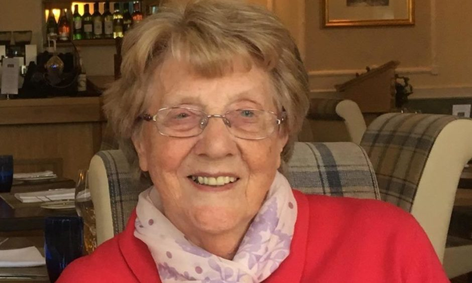 Evelyn Petrie.
