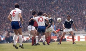We celebrate some classic England Scotland games from throughout the decades.