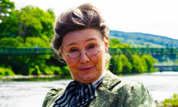 Jane McCarry in The Wind in the Willows
