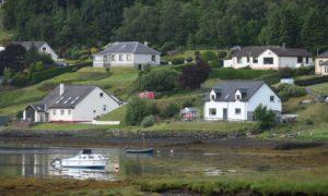 Bed and Breakfast establishments on Skye
