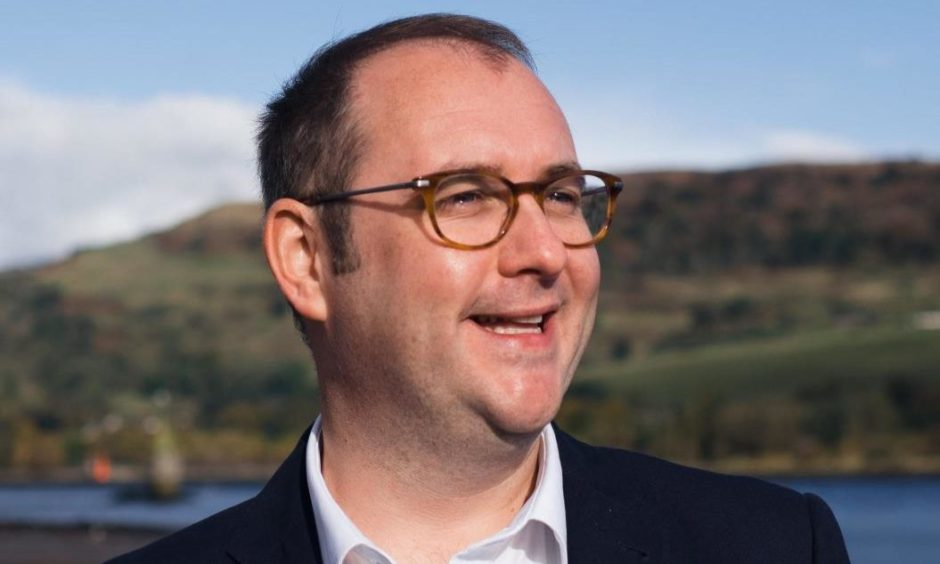 Paul O'Kane, Scottish Labour's first openly gay male elected to Holyrood