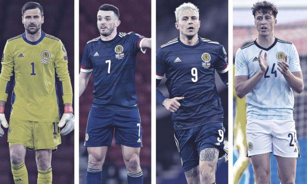 The key men for Scotland at Euro 2020