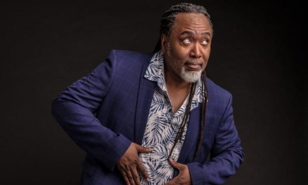Comedian Reginald D Hunter is one of the big names announced for Fringe By The Sea.