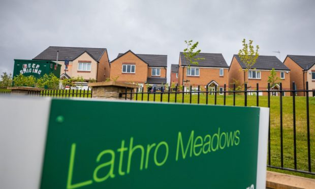 Persimmon Homes has agreed to fix the faulty drain system at Lathro Meadows.
