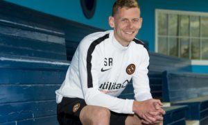 Forfar assistant Scott Robertson spent four years at Dundee United and was a Scottish Cup winner in 2010