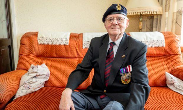 Dave Whyte Christmas Island veteran