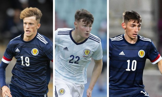 Ben Williamson is aiming to join Nathan Patterson and Billy Gilmour on the path to glory