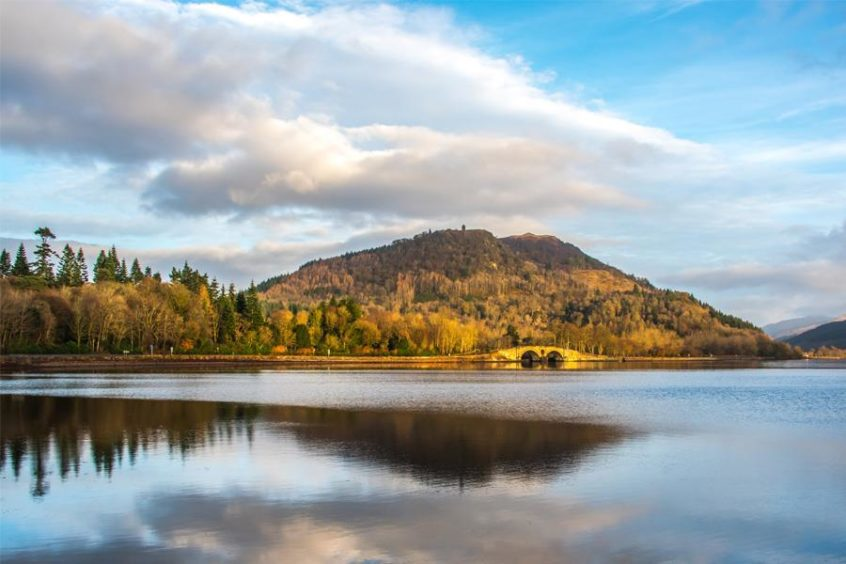 The Scenic West Highlands