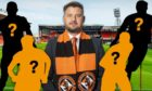 Where does Dundee United head coach Tam Courts need to strengthen?