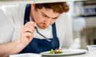 Head chef Mark Donald.