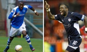 Ex-St Johnstone and Raith Rovers star Gregory Tade could be set for Scottish football return