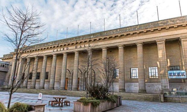 Dundee Caird Hall