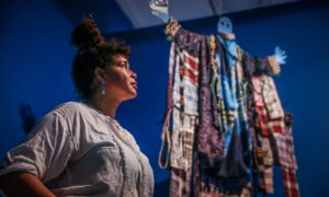 Exhibitions like Alberta Whittle's 'How Flexible Can We Make the Mouth' show at DCA are what make Dundee's cultural sector so vibrant. Picture: Mhairi Edwards/DCT Media.