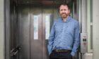 Managing director of Caltech Lifts Andrew Renwick.